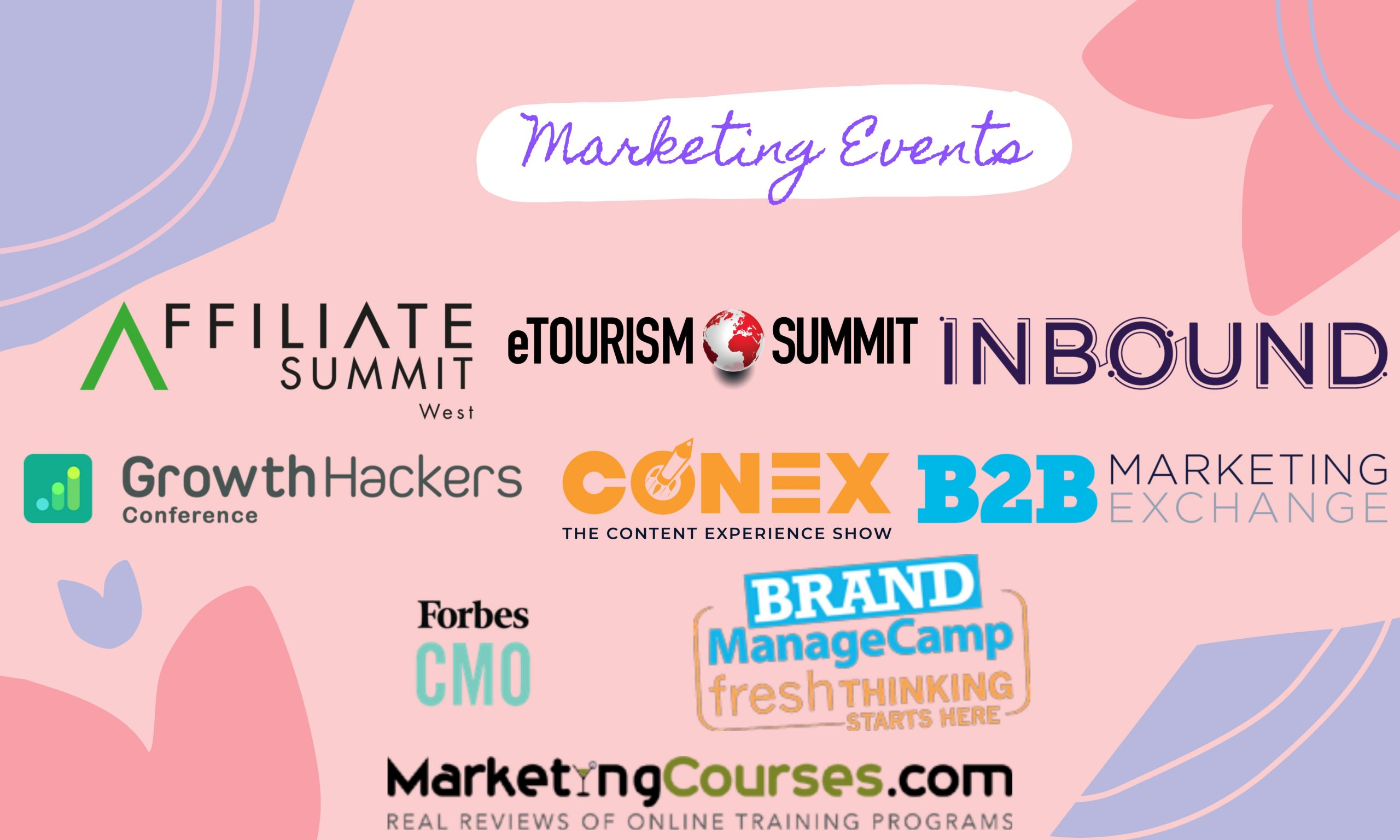 Best Marketing Events in the USA