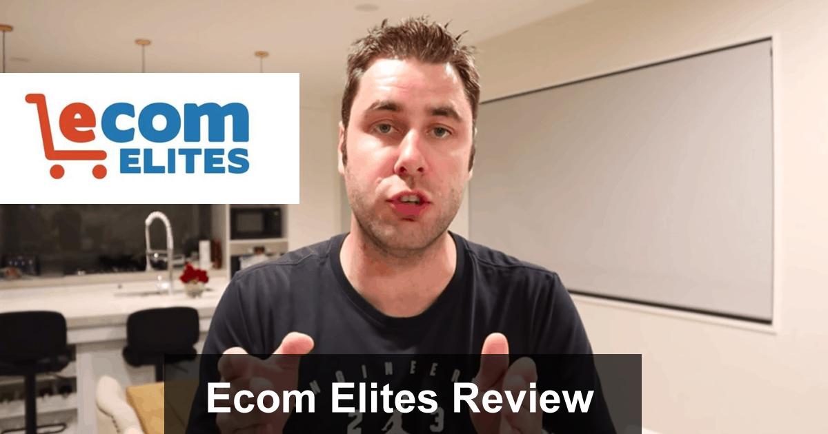 Franklin Hatchett eCom Elites Review
