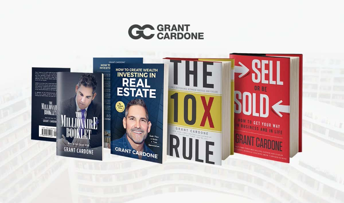 Grant Cardone The Author
