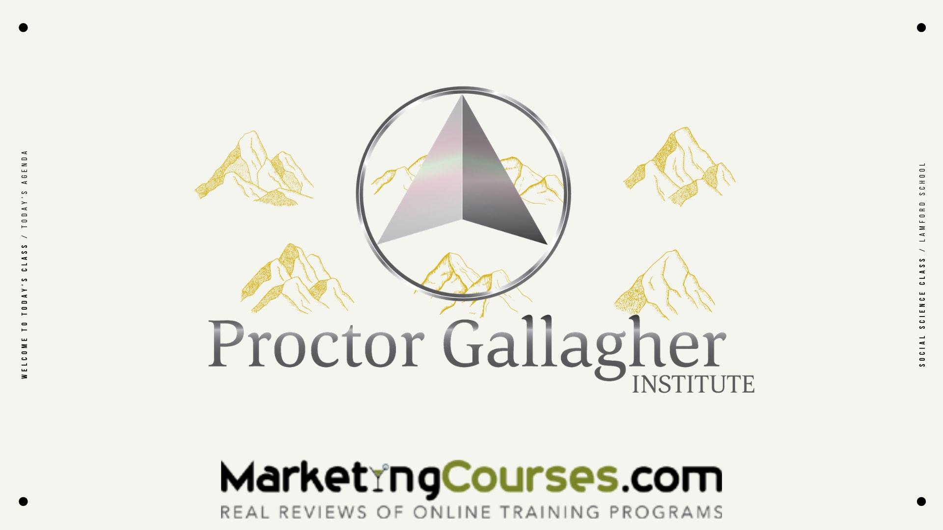 Proctor Gallagher Institute