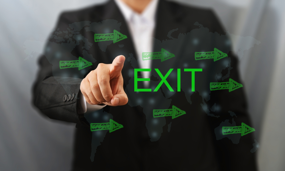 exiting a business